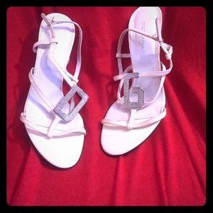 Dolce & Gabbana Swarvoski Encrusted Sandals